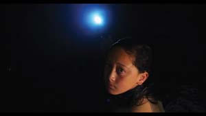 2 New works at Home AKL BILLIE LYTHBERG Leilani Kake, stills from Ariki, 2011, digital video; image courtesy the artist