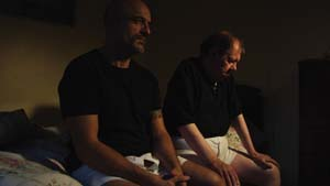 1 Crafting pathos with Dani Marti UNA REY & FAYE NEILSON Dani Marti, and that's it, 2011, video still, 31min:34sec; image courtesy the artist and Greenaway Art Gallery, Adelaide. Image courtesy the artist and Breenspace, Sydney