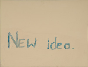 11 Art under Intervention: the radical ordinary of June Walkutjukurr Richards: JENNIFER BIDDLE   June Walkutjukurr Richards,  New Idea , 2006, acrylic on canvas, 45.9 x 61cm. Courtesy and © June Richards, and Warburton Collection