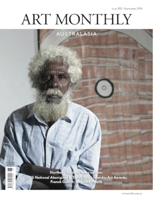 Issue 292 September 2016
