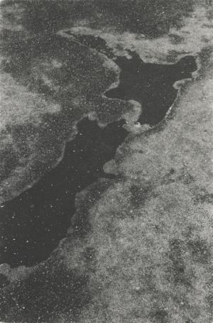 15. Reproducing history: New Zealand Photography Collected, Geoffrey Batchen, Wellington Peter Peryer, New Zealand 15.3.1991, 1991, silver gelatin print, 40.8 x 26.8cm; Museum of New Zealand Te Papa Tongarewa, Wellington, purchased 2004