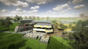 3. Grand designs: Towards a new SAM D.J. Huppatz, Shepparton Image courtesy MvS Architects