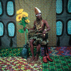 1 From today photography is dead: Portraiture in the digital age by MICHAEL DESMOND Samuel Foss, The chief, the one who sold Africa to the colonists, 1997, type C photograph. Courtesy of Jean-Marc Patras, Paris, and Jack Shinman Gallery, New York.