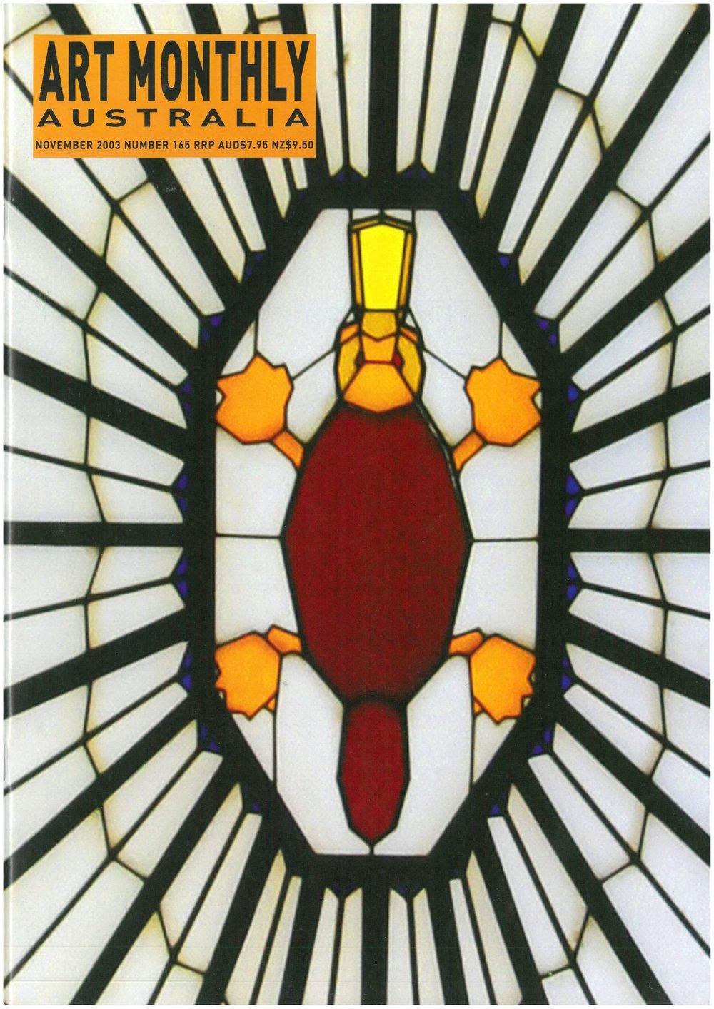 Issue 165 November 2003