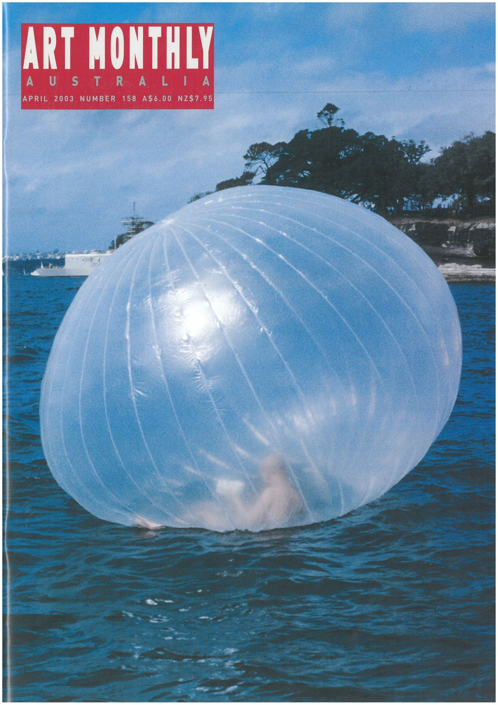 Issue 158 April 2003