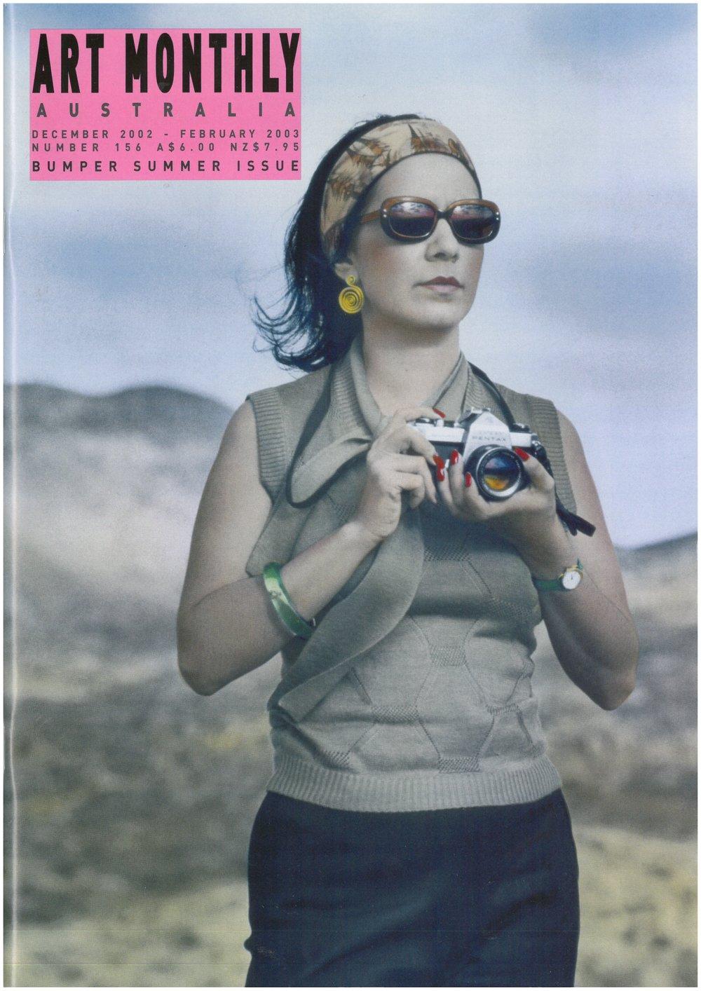 Issue 156 December 2002 - February 2003
