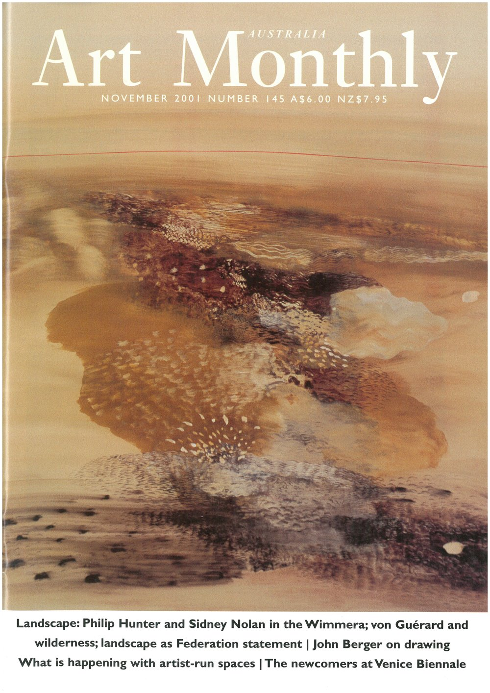 Issue 145 November 2001