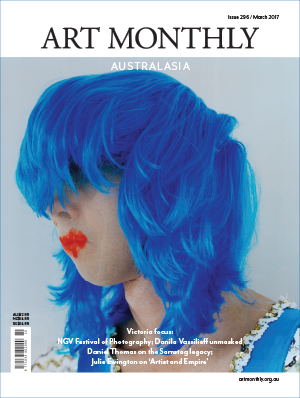 Issue 296 March 2017