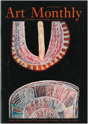 Issue 134 October 2000