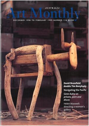 Issue 116 Summer 1998/99