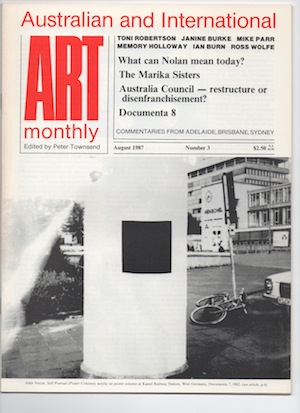 Issue 3 August 1987