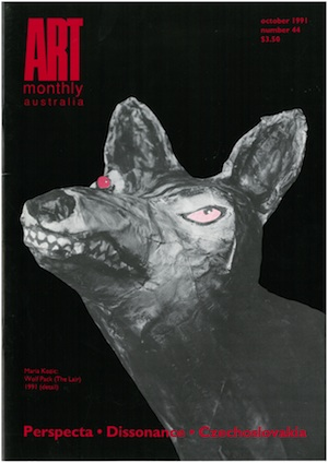 Issue 44 October 1991