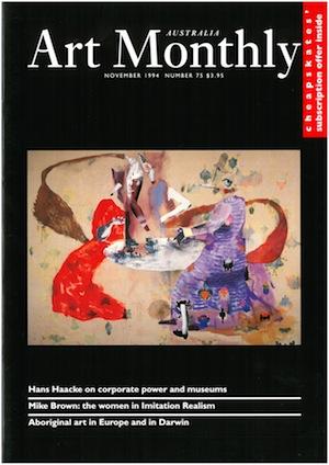 Issue 75 November 1994