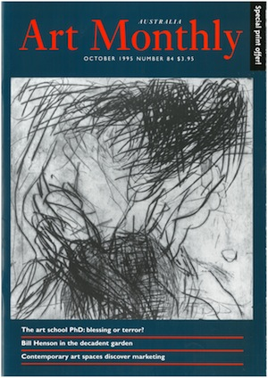Issue 84 October 1995