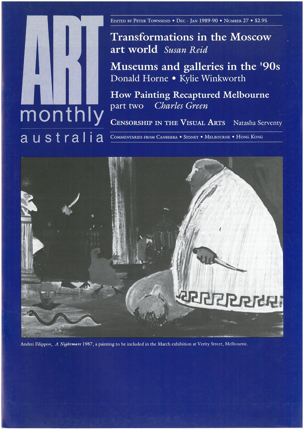 Issue 27 Dec-Jan 1989-90