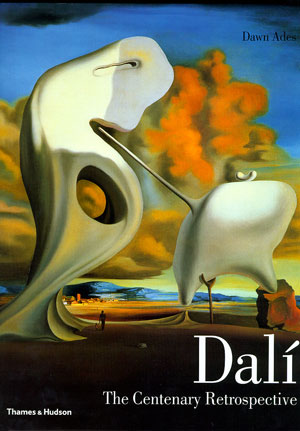 1. BOOK REVIEW - Dalí: The Centenary Retrospective by Dawn Ades by ADAM JASPER SMITH Thames & Hudson, 2004 608 pp $135.00 RRP
