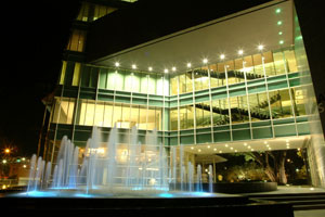 1. Cultural malling in Manila: The new Ayala Museum bridges culture and consumerism by GINA FAIRLEY   Ayala Museum at night. Courtesy of the Ayala Museum, Manila.