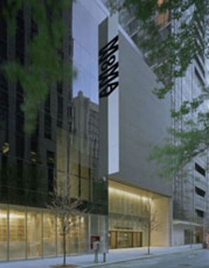 4. Terry Smith's dilemma: Modern or Contemporary? by BERNARD SMITH   Exterior view of MoMA, designed by Yoshio Taniguchi. Photo Timothy Hursley, 2005. Courtesy of MoMA.