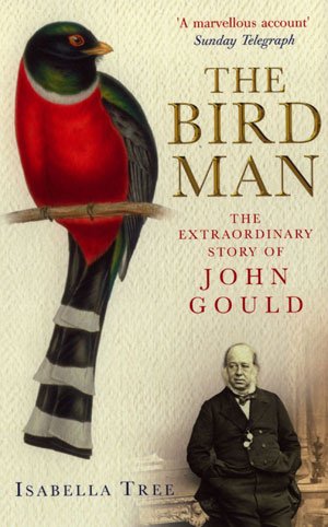 3 Book Review -  The Bird Man: The Extraordinary Story of John Gould  by Isabella Tree: ELIZABETH LAWSON   Ebury Press, 2003 246 pp $49.95 RRP, $23.95 paperback (An earlier edition of this book was published by Barrie & Johnson in 1991 as  The Ruling Passion of John Gould: A Biography of the Bird Man )   4 Book Review -  Uncharted Waters  by Daniel Connell (Ed): ANN McMAHON: