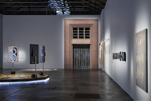 11 The National ' Institution': Fernando de Campo,  Sydney    The National 2017:  New Australian Art , exhibition installation view, Carriageworks, Sydney, 2017; image courtesy Carriageworks, Sydney; photo: Zan Wimberley