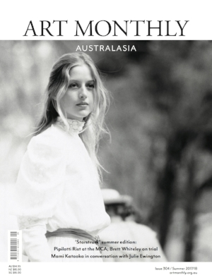 Art Monthly Australasia