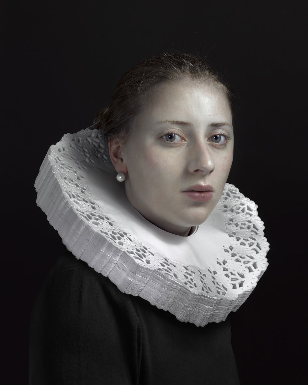 Hendrik Kerstens,  Doily , 2011, ultrachrome print, 62.5 x 50cm; image courtesy the artist