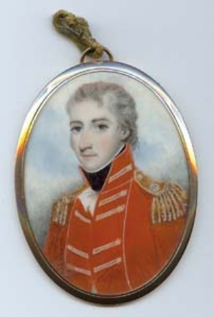 12 AuctionNotes: TERRY INGRAM   At a sale of books and documents held by Australian Book Auctions at its rooms in Armadale on 1 December, this miniature portrait on ivory of Governor Thomas Brisbane (estimate $5000 to $10,000) sold at $65,000 or $75,725 with premium. The work was attributed to the British miniaturist Nathaniel Plimer (1757-1822) but the value was clearly in the sitter.  The Australian art market at the end of 2008 deflated as the financial world went into a tailspin. This, however, was not a problem for object and document makers – and their collector(s) – as museums and libraries replaced merchant bankers and hedge fund operators as the saleroom's pro-activists. Read more in #217  Terry Ingram has written for the Australian Financial Review on the art market for forty years and still contributes to its Thursday Saleroom section