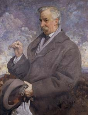 10 Sir Walter Baldwin Spencer: Portrait of a Collector SHIREEN HUDA Image: George Lambert, Sir Walter Baldwin Spencer 1917, 1921, oil on canvas, 91.4 x 71.1cm. Image courtesy Museum of Victoria, Melbourne, presented by Lady Spencer in 1929.