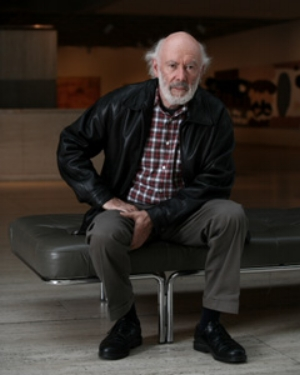 7. Nicholas (Nick) Waterlow 1941-2009, by MARGARET FARMEr    Nick Waterlow, 2008. Photograph by Olivia Martin-McGuire.