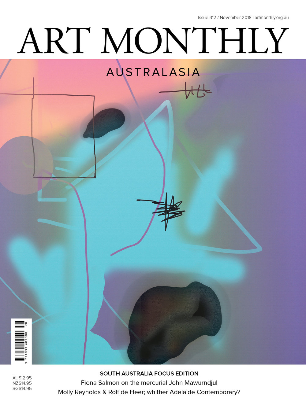 Issue 312 November 2018