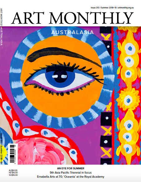 Issue 313 Summer 2018/19
