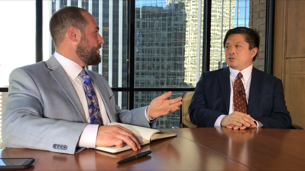 Professional Property Manager, J.J. Panzer with guest, Attorney, Jeffery P. Woo of Cooper, White & Cooper discuss landlord and tenant law the controversy behind accessory dwelling units (also known as in-law units) construction in single-family homes. Photo courtesy of The Smart Apartment Advisor Show on YouTube #landlordtenantlaw #propertymanagement #sanfrancisco