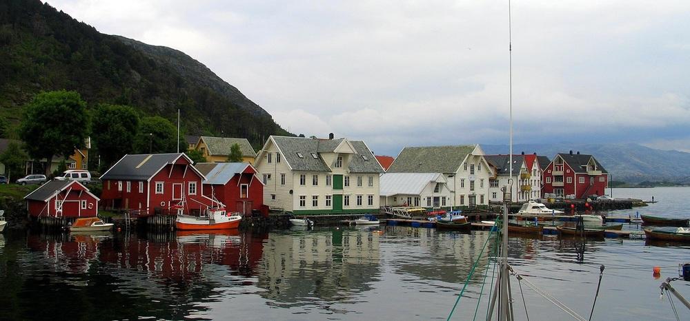 Kalvåg. Foto: Hans Petter Farstad/Wikipedia
