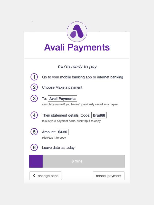 Avali Checkout Jul2017.png