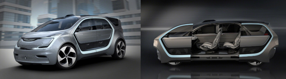 """Fiat Chrysler can now be added to the growing list of fully electric car manufacturers after unveiling their new conceptual minivan. Chrysler is set to reveal the car in Las Vegas on January 3, 2017 at the CES 2017 Auto Show. The car, voguishly named """"Portal,"""" highlights a unique feature—capturing selfies. This feature is expected to appeal to the millennial generation. Selfies flood social media sharing sites such as Snapchat, Instagram, Twitter, and Facebook. It's not hard to spot a driver snapping a selfie whilst driving—an act that likely causes several car accidents here in Phoenix and nationwide. Chrysler hopes to eliminate this threat to a driver's safety by featuring on board screens and USB ports capable of capturing images and videos within the car. Drivers may need to upgrade their storage on his or her phone as each car can reach 250 miles per charge. That's a lot of selfies. The Portal is also equipped with fully sliding doors, a spacious interior, and an exterior similar to that of the BMW i3. This combination creates a visually pleasing and useful car. Chrysler has stated that in addition to the futuristic upgrade, the car will also have a self-driving feature. It will have the ability to handle steering, braking and accelerating, but only on portions of highway that are approved for self-driving cars. Although the Portal is still in conceptual stages, the third-largest automaker has its sights set on affordable and fully electric automobiles. Hopefully, we will be seeing driverless selfies and safer highways in the near future. Co-written by Elise Childers for DaultLaw"""