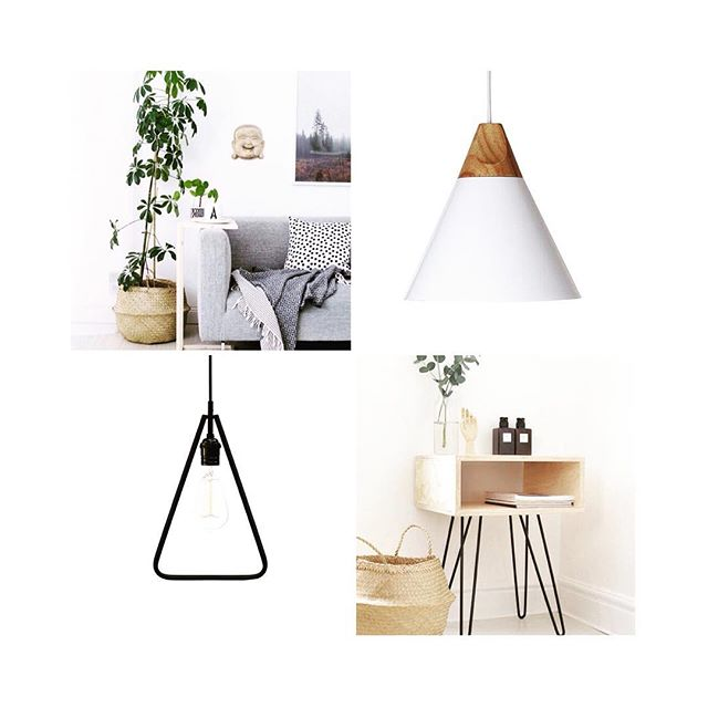 See our white metal/wooden 'Elias' & black triangle 'Ilta' and other beautiful pendants at Finders Keepers markets in Melbourne this weekend! 💡A bit of style inspo from @boligmagasinetdk and @burkatron - love her DIY mid century nightstand ❤️#finderskeepersmarket #pendantlight #lighting #designmarkets #melbournedesign #scandidecor #scandinaviandesign #scandinavianlighting #homedecor #whitependant #industriallighting #interiordesign #industrialpendants #styleinspiration #stylist