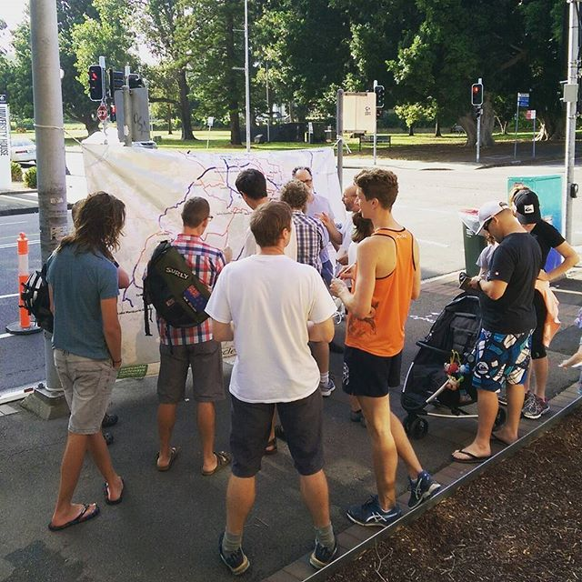 We've been overwhelmed by the number of people coming through the doors this morning. So many people are keen to help spread the word, and build the #movement... Together we can make Active Travel a reality in Newcastle and Lake Macquarie! #CSN4me