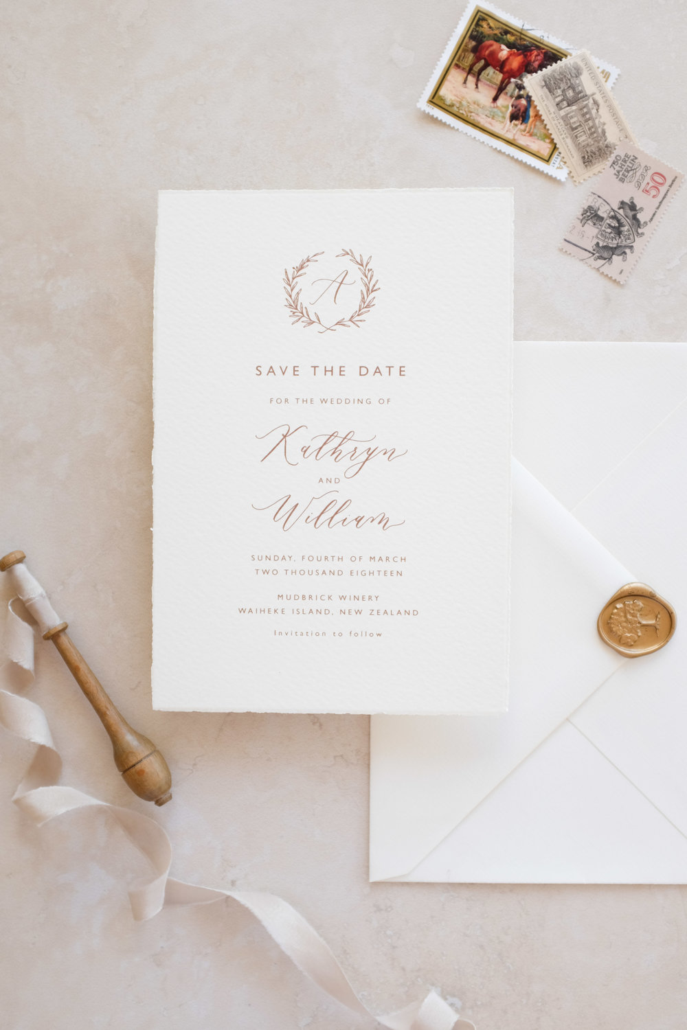 Luminous Save The Date Suite  From $460.00 nzd
