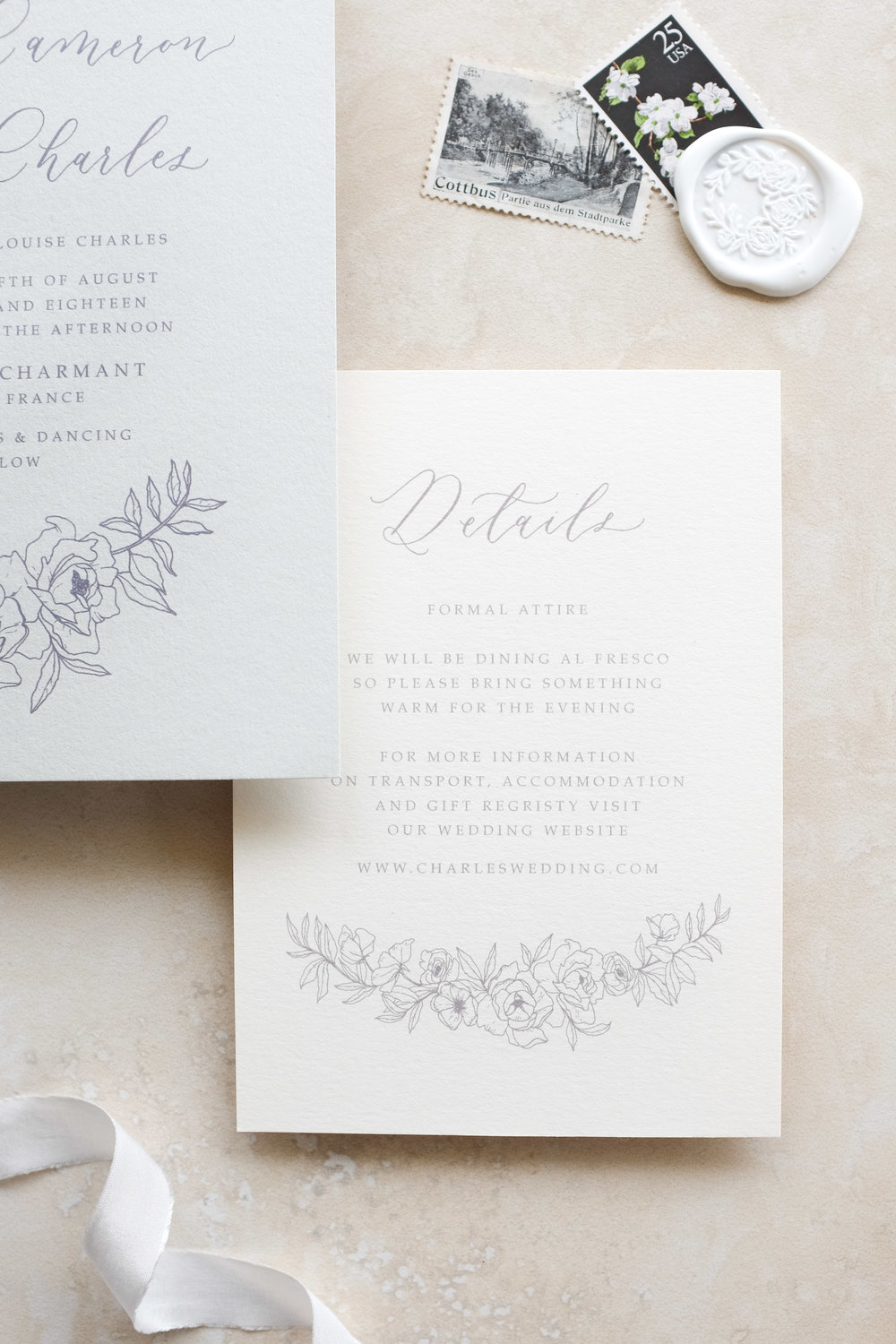 In Bloom Details Card From $240.00 nzd