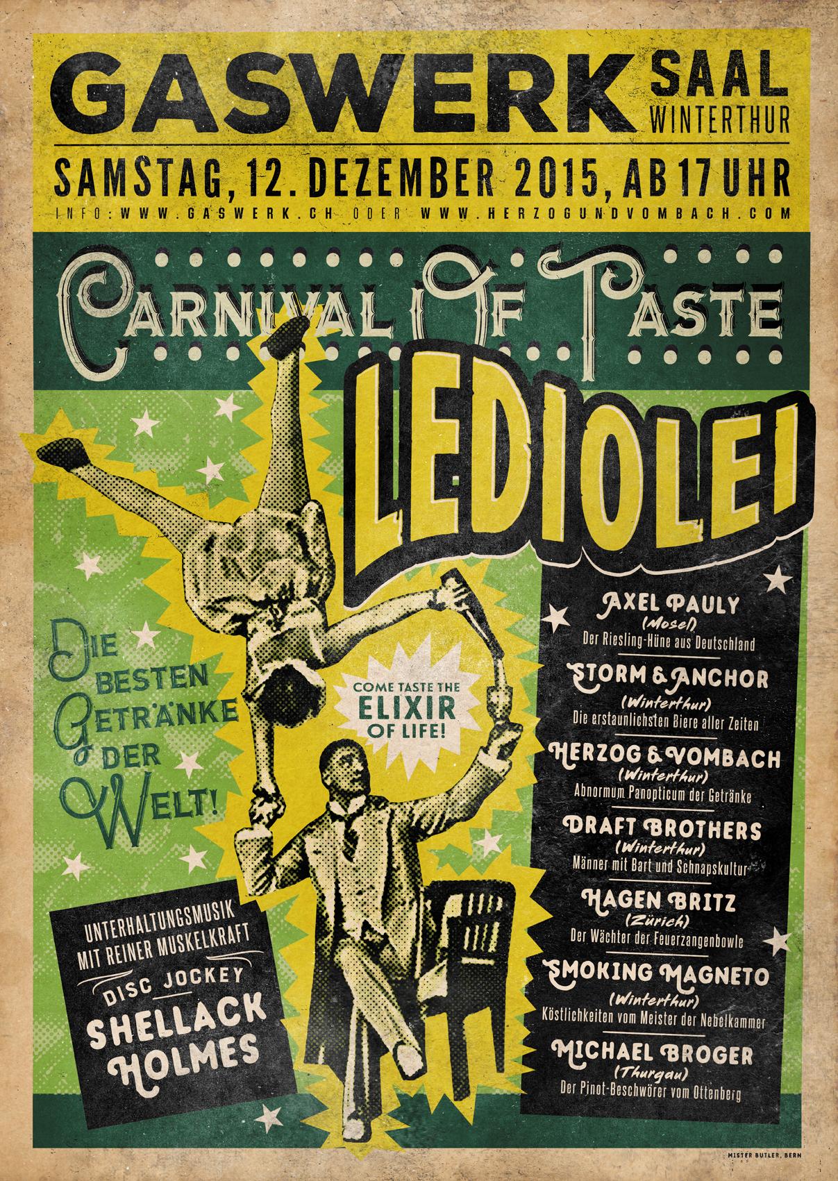 Carnival of Taste
