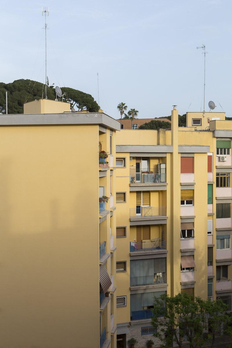 Pelusio, Garbatella, Roma 2016