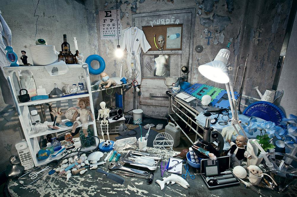 Hospital de Clínicas - Morgue