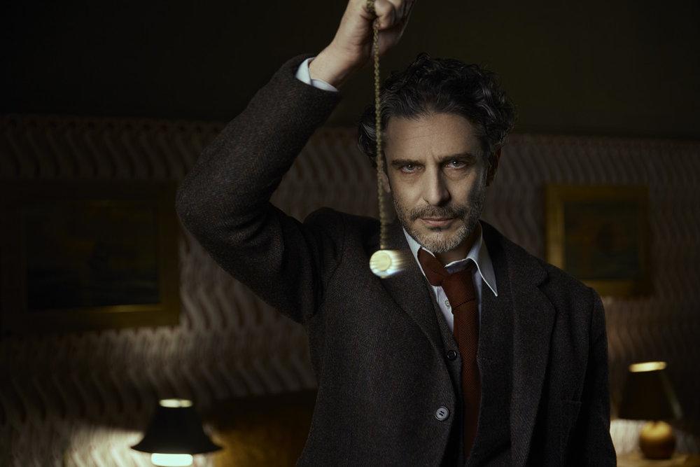 Leonardo Sbaraglia - El Hipnotizador, serie de HBO