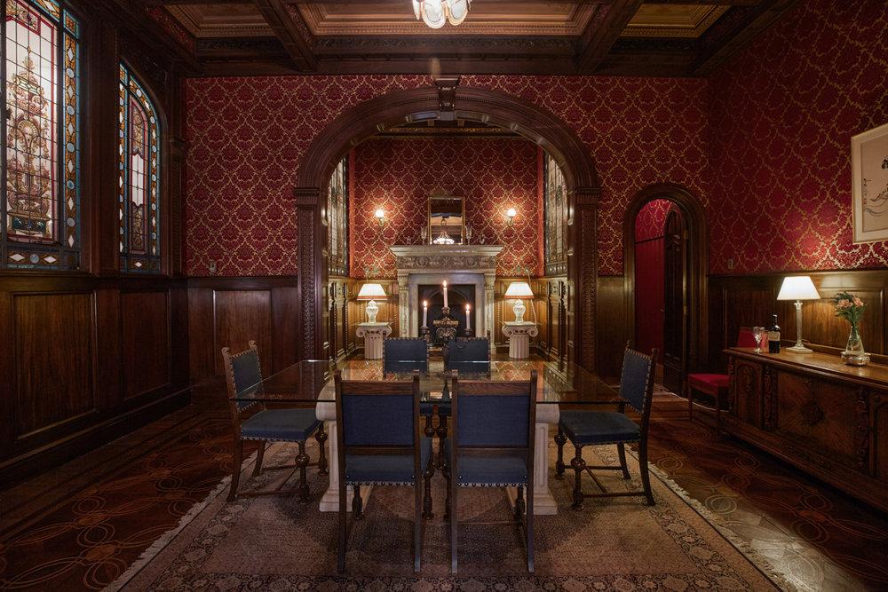 Palacio Chiarino for New York Times