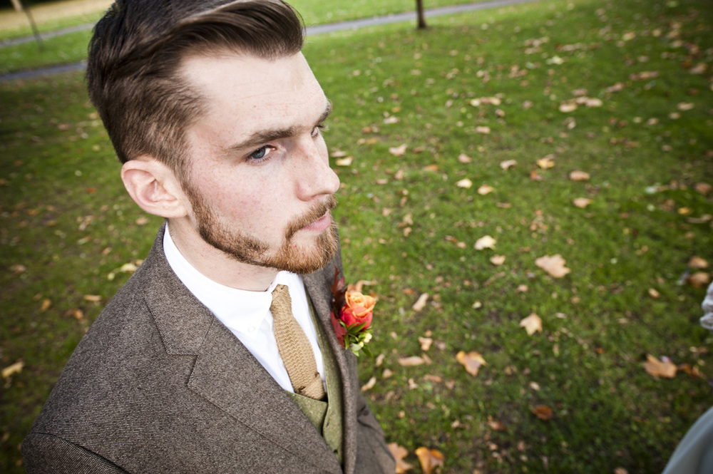 Nottingham Wedding Photographer, Autumn