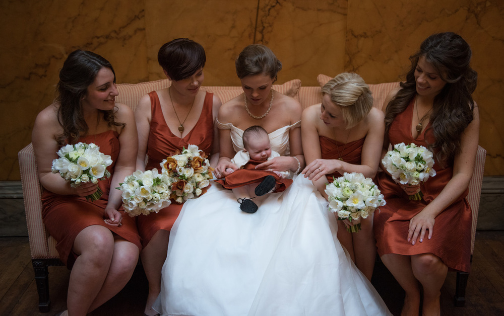 East Midlands Wedding Photographer, Prestwold Hall, Bridesmaids
