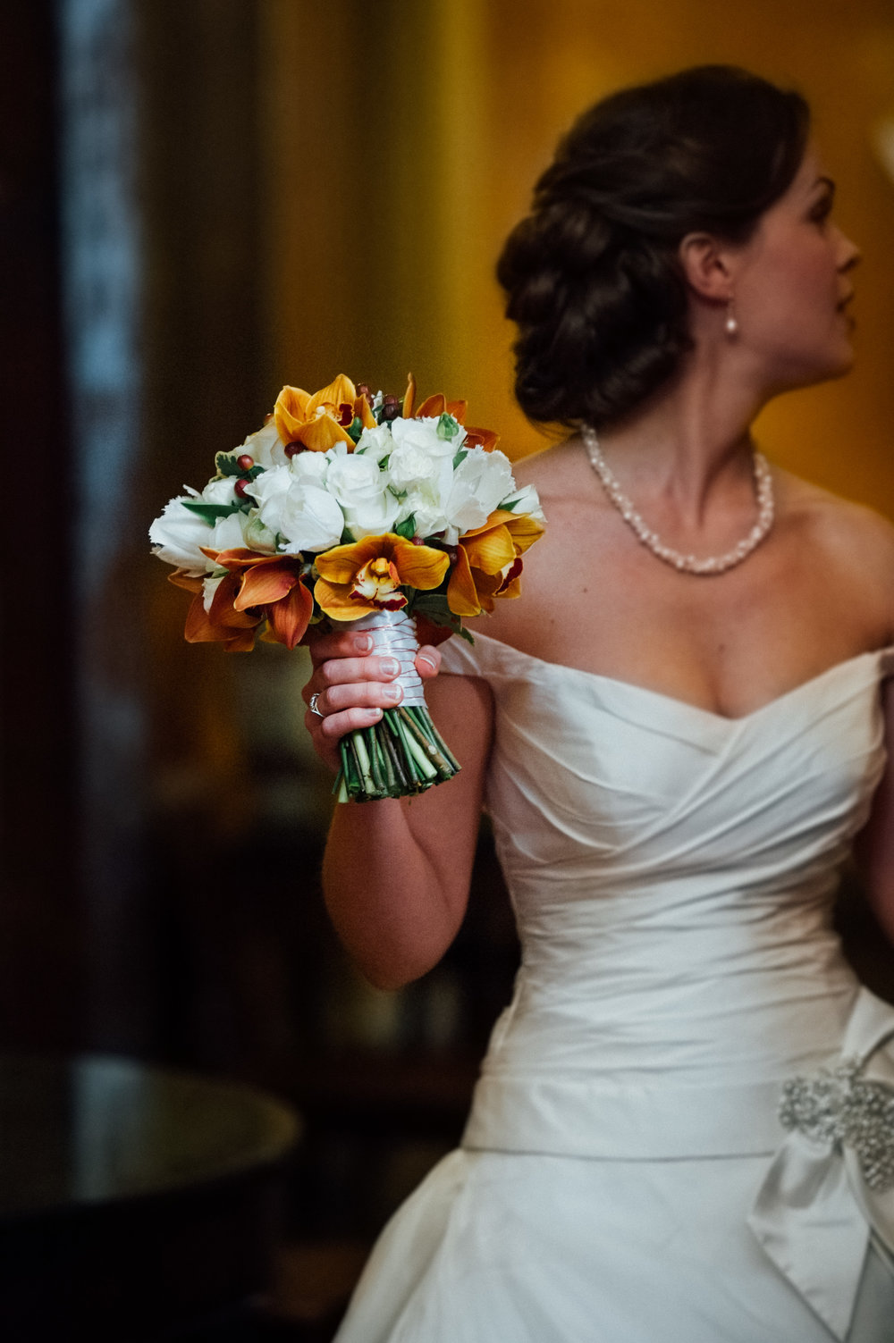 Wedding Flowers Photography Prestwold Hall