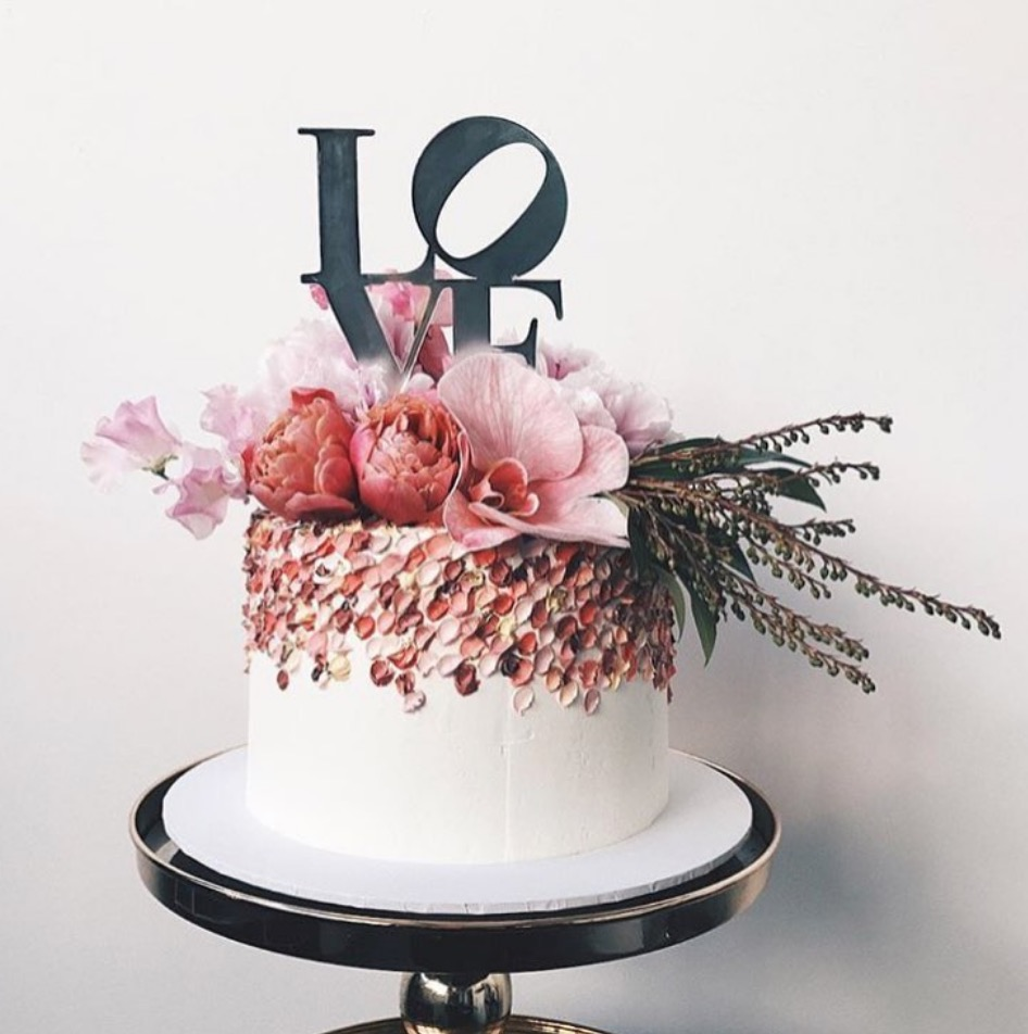 BE INSPIRED BY THESE AMAZING WEDDING CAKES