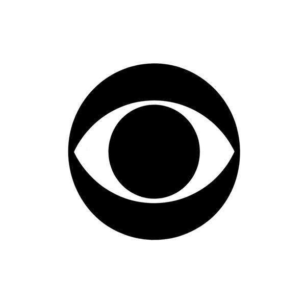 CBS Eye logo designed by Bill Golden. -
