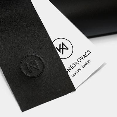 Agnes Kovac logo designed by Kissmiklos. -